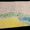 Pointillism Beach Picture